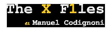 The X F1les, Il Blog di Manuel Codignoni sulla Formula 1 – Club Motorionline -