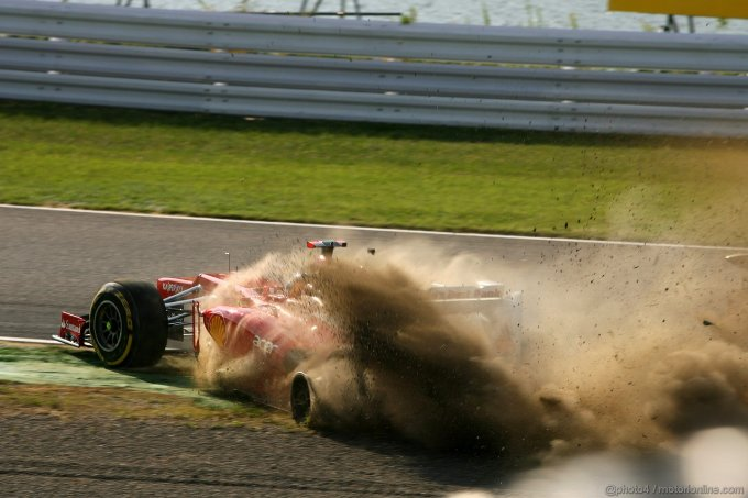 Japanese Grand Prix, Suzuka 4 - 7 October 2012